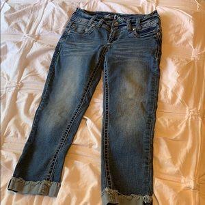 Wallflower Capris Pants